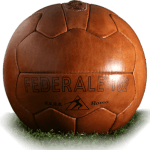 Federale 102 is official match ball of World Cup 1934