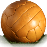 Swiss World Champion is official match ball of World Cup 1954