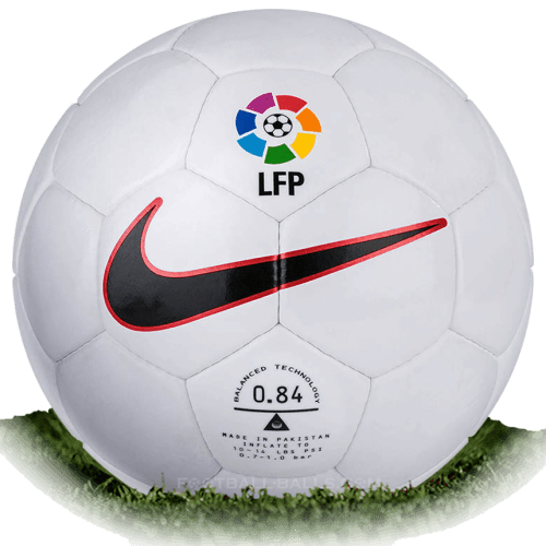 Nike NK 850 Geo is official match ball of La Liga 1996/1997