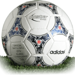 Questra Europa is official match ball of Euro Cup 1996