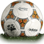 Questra Olympia is official match ball of Olympic Games 1996