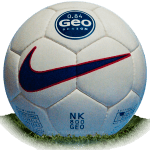 Nike NK 800 Geo is official match ball of Champions League 1998/1999