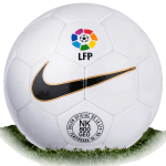 Nike NK 800 Geo is official match ball of La Liga 1999/2000