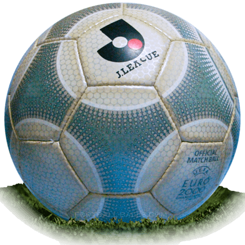 Terrestra Silverstream is official match ball of J League 2000-2001