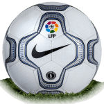 Nike Geo Merlin is official match ball of La Liga 2000/2001