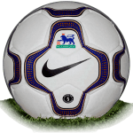 Nike Geo Merlin is official match ball of Premier League 2000-2002