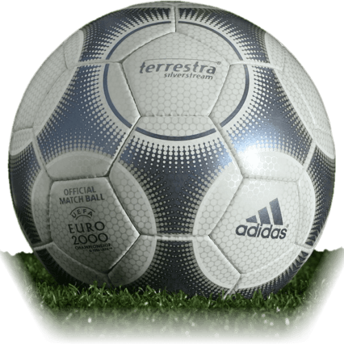 Terrestra Silverstream is official match ball of Euro Cup 2000