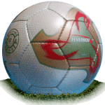 Adidas Fevernova is official match ball of J League 2002-2003