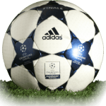 Adidas Finale Manchester is official final match ball of Champions League 2002/2003