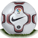 Nike Geo Merlin Vapor is official match ball of La Liga 2002-2004
