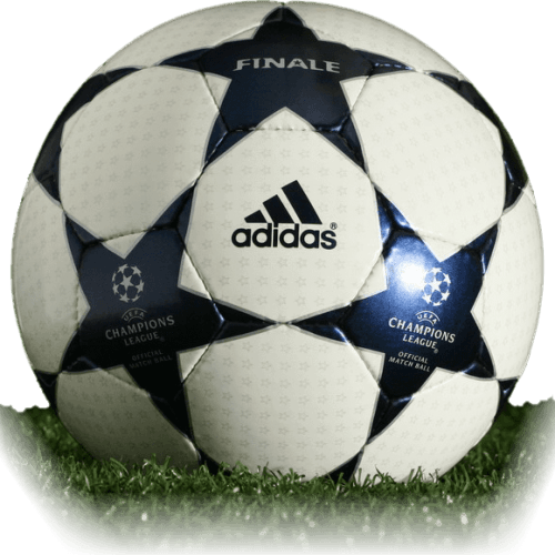 Adidas Finale 3 is official match ball of Champions League 2003/2004