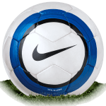 Nike Total 90 Aerow is official match ball of La Liga 2004/2005
