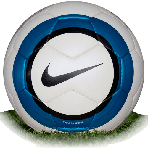Nike Total 90 Aerow is official match ball of Premier League ...