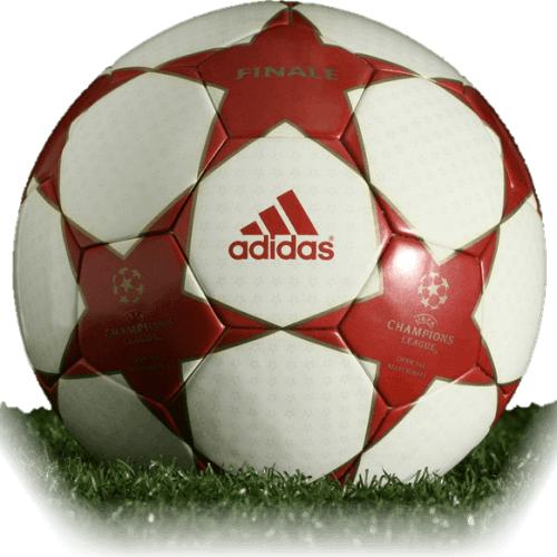 Adidas Finale 4 is official match ball of Champions League 2004/2005