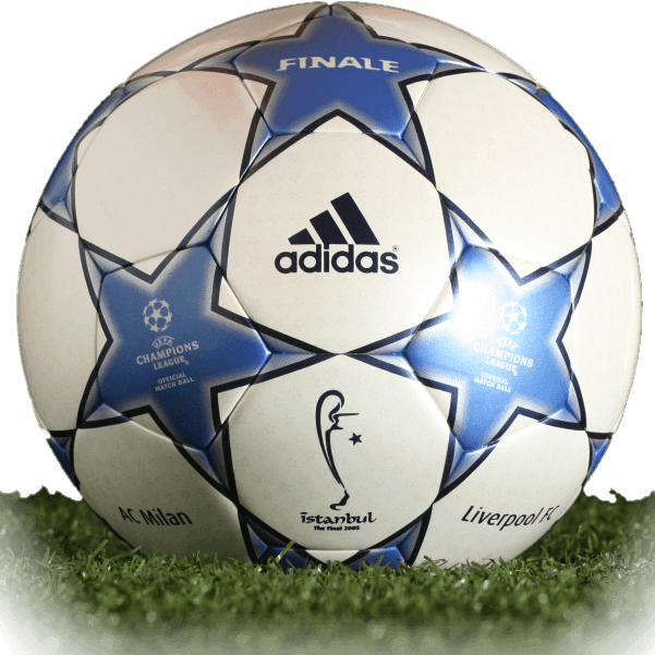 adidas finale istanbul is official final match ball of champions league 2004 2005 football balls database football balls database