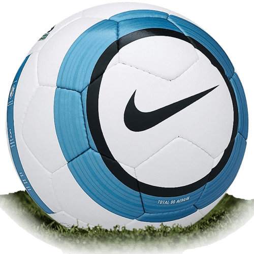 Nike Total 90 Aerow is official match ball of Premier League 2004-2008