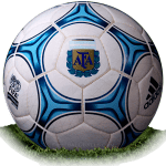 Tango Argentina is official match ball of Argentina Primera Division 2004
