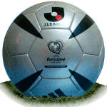 Adidas Roteiro is official match ball of J League 2004