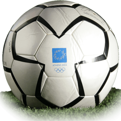 Pelias is official match ball of Olympic Games 2004