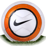 Nike Total 90 Aerow is official match ball of La Liga 2005/2006
