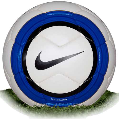 Nike Total 90 Aerow is official match ball of Premier League 2005/2006