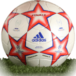 Adidas Finale Paris is official final match ball of Champions League 2005/2006