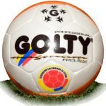 Golty Magnum NX is official match ball of Liga Aguila 2005-2008