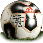 Pelias 2 is official match ball of Confederations Cup 2005