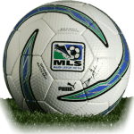 Puma MLS 2005 is official match ball of MLS 2005