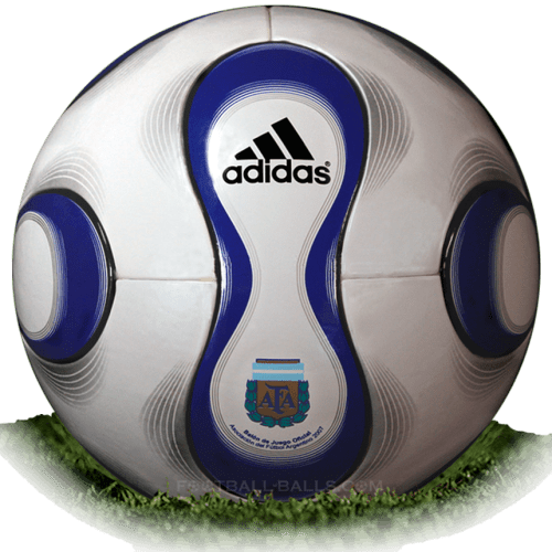 Teamgeist AFA is official match ball of Argentina Primera Division 2006-2007