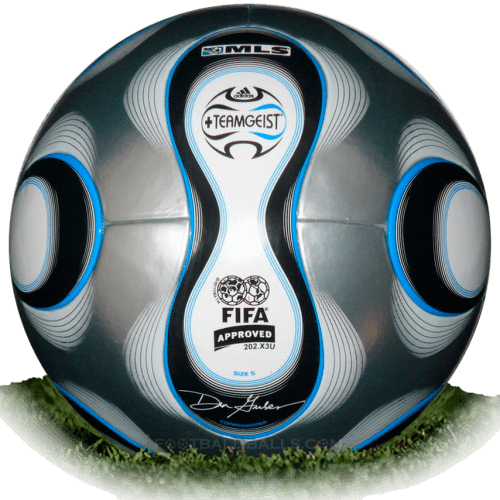 MLS Teamgeist Final is official final match ball of MLS 2006-2007