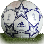 Adidas Finale Athens is official final match ball of Champions League 2006/2007