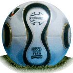 Adidas Teamgeist is official match ball of J League 2006