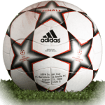 Adidas Finale 6 Monaco is official match ball of UEFA Super Cup 2006