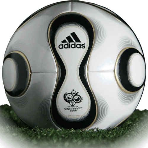 Teamgeist is official match ball of World Cup 2006