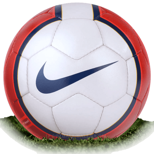 Nike Total 90 Aerow II is official match ball of La Liga 2007/2008