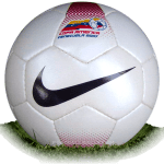 Nike Mercurial Veloci is official match ball of Copa America 2007