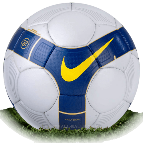 Nike Total 90 Omni is official match ball of La Liga 2008/2009