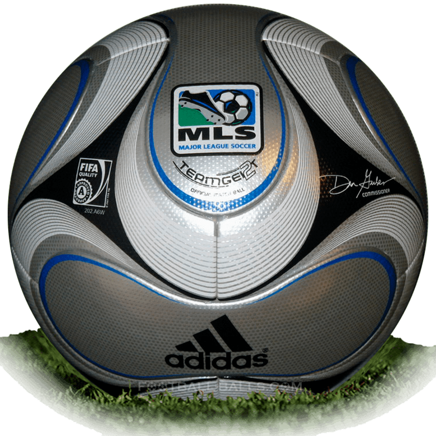 new style f3623 3b592 MLS Teamgeist 2 Final is official final match ball of MLS 2008-2009