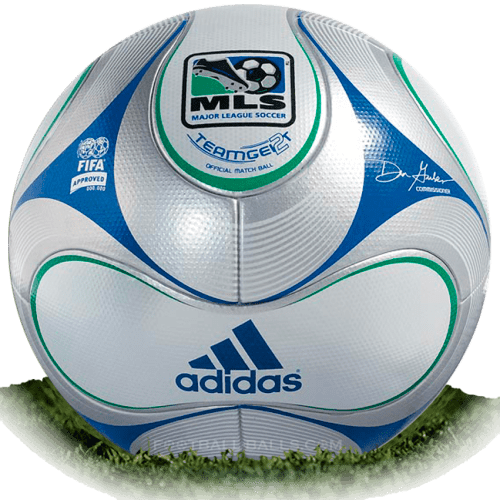 MLS Teamgeist 2 is official match ball of MLS 2008-2009