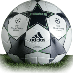 Adidas Finale 8 is official match ball of Champions League 2008/2009