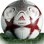 Adidas Finale Roma is official final match ball of Champions League 2008/2009