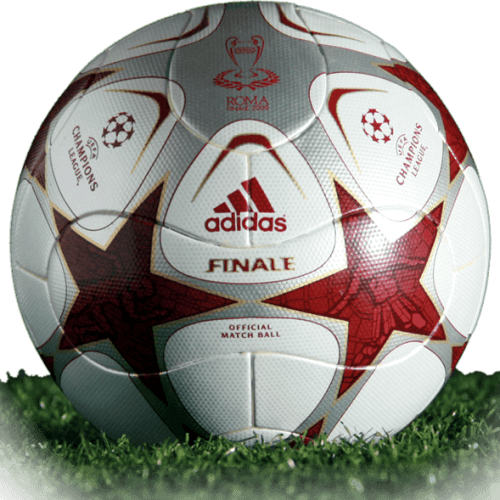 Adidas Finale Roma is official final match ball of ...