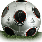 Europass Gloria is official final match ball of Euro Cup 2008