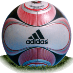 Adidas Teamgeist 2 is official match ball of J League 2008