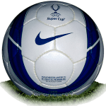Adidas Super Cup 2007 is official match ball of UEFA Super Cup 2008