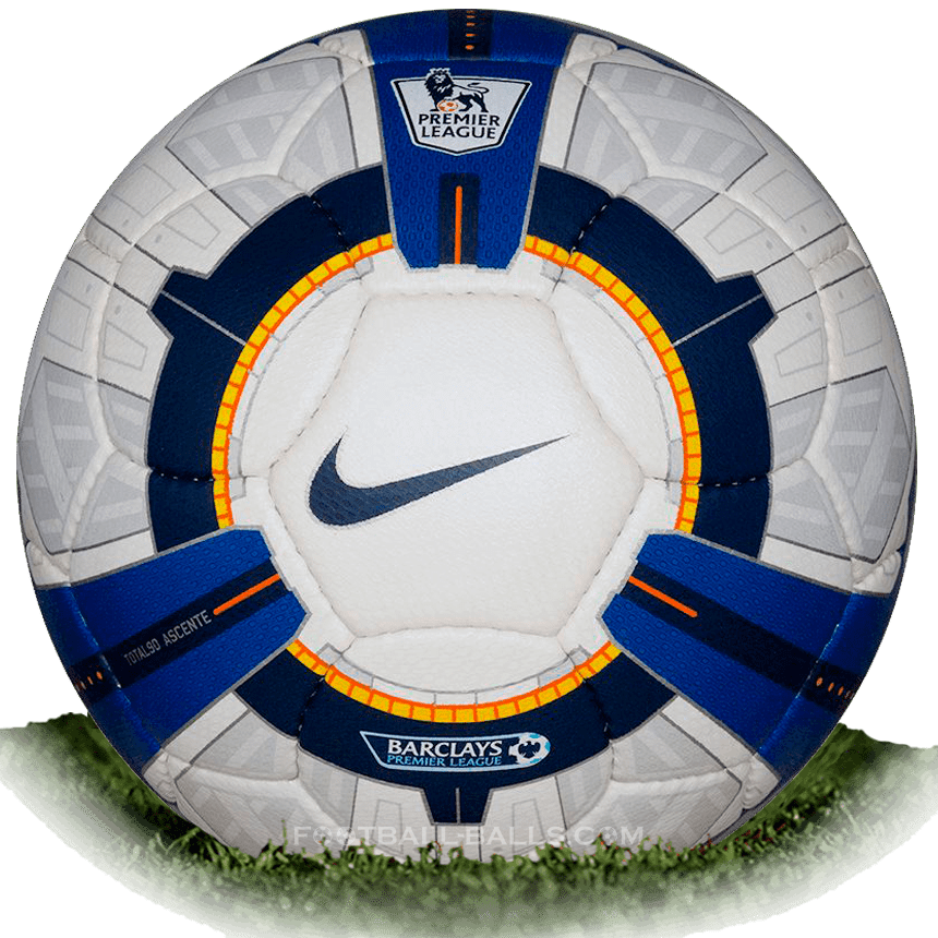 Nike Total 90 Ascente is official match ball of Premier League 2009 2010 340ad40646ae