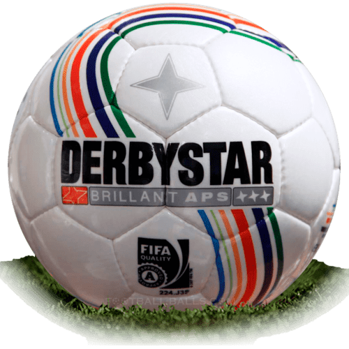 Derbystar Brillant APS 2009 is official match ball of Eredivisie 2009/2010