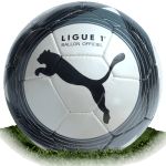 Puma Ligue 1 2009/10 is official match ball of Ligue 1 2009/2010