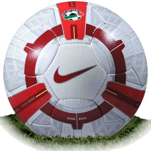 Nike Total 90 Ascente is official match ball of Serie A 2009/2010